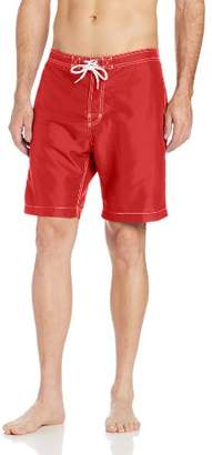 Trunks Men's Swami 8 inch Solid Swim