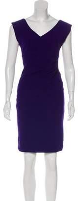Diane von Furstenberg Stretch Knee-Length Dress