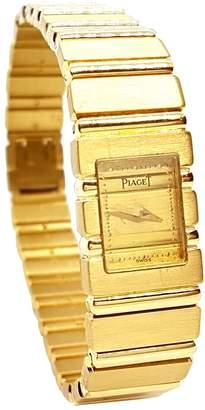 Piaget Yellow gold watch