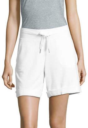Calvin Klein Cotton Cuffed Shorts
