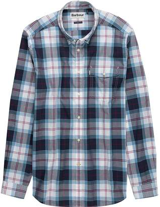 Barbour Cabin Tailored-Fit Long-Sleeve Shirt - Men's