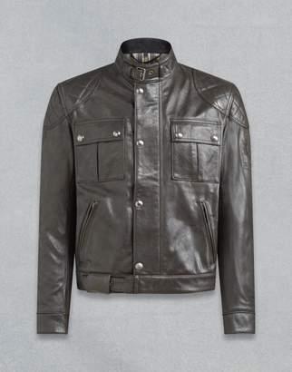 Belstaff Brooklands Motorcycle Jacket Black