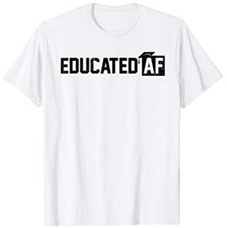 Abercrombie & Fitch Educated Graduation T Shirt