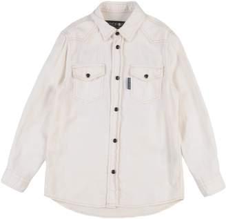 Hydrogen Denim shirts - Item 42684621HS