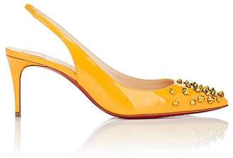 Christian Louboutin Women's Drama Sling Patent Leather Pumps