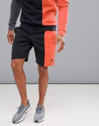adidas ID Stadium Remix Shorts In Black CY9859