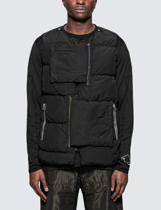 Stone Island Shadow Project Down Vest