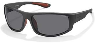 Polaroid Men's PLD 3016/S Y2 X1Z Sunglasses, Grey Pz