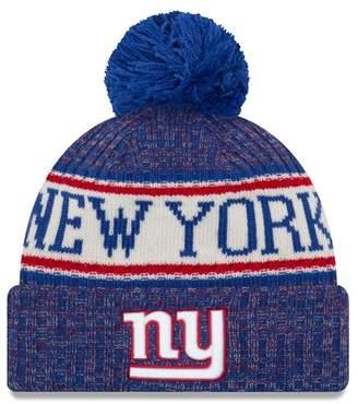 New Era Cap NFL '18 New York Giants Sport Knit Beanie