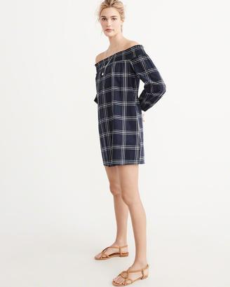 Off-The-Shoulder Dress $58 thestylecure.com