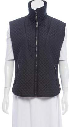 Post Card Casual Quilted Vest