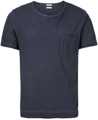 Massimo Alba patch pocket T-shirt