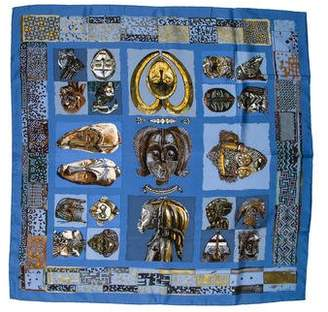 Hermes Persona Silk Scarf