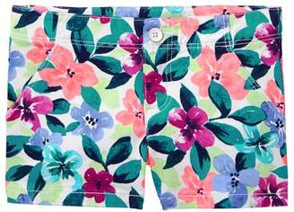 Gymboree Floral Shorts