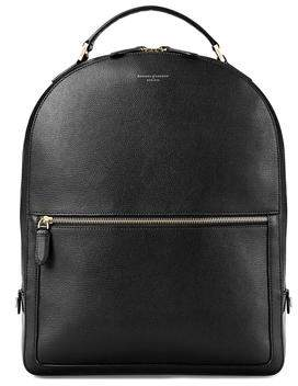 Aspinal of London Large Mount Street Backpack