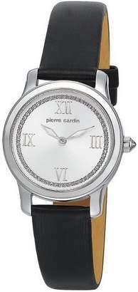 Pierre Cardin Women's Quartz Watch PC104672F01 PC104672F01 with Leather Strap