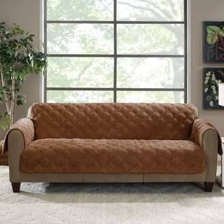 Sure Fit Plush Comfort Sofa Slipcover