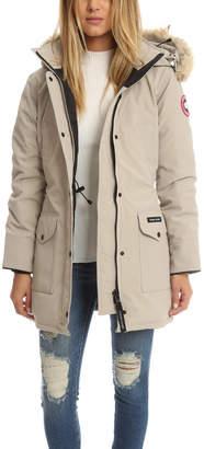 Canada Goose Ladies Trillium Parka $900 thestylecure.com