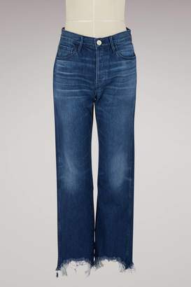3x1 3 X 1 W4 Shelter Austin cropped jeans