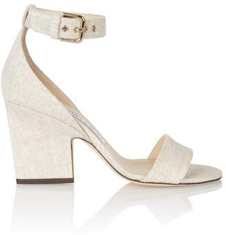 Jimmy Choo Edina Linen Sandal