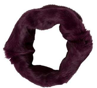 Diane von Furstenberg Fur Snood