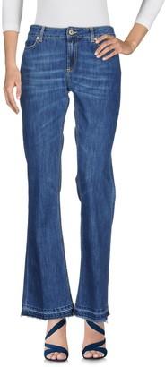 Dondup Denim pants - Item 42681160LL
