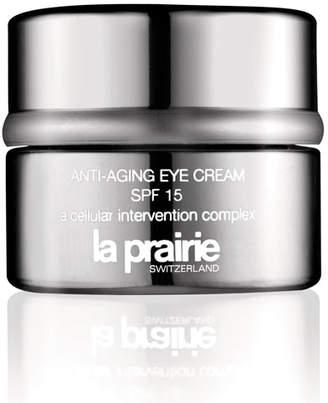La Prairie Anti-Aging Eye Cream Sunscreen SPF 15, 0.5 oz.