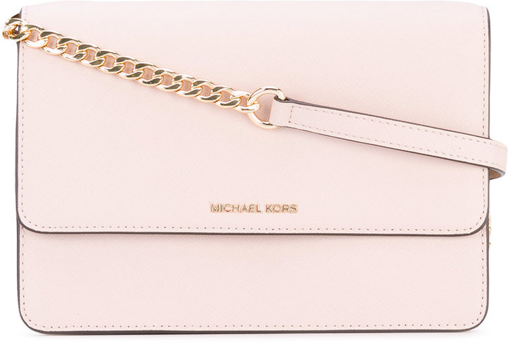 MICHAEL Michael Kors Michael Kors chain flap shoulder bag