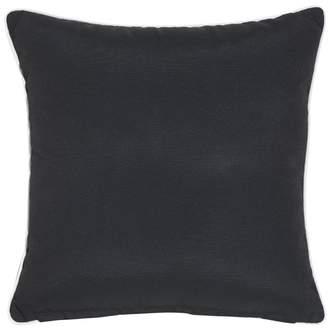 Amalfi by Rangoni Black Cushion