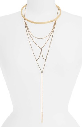 Women's Jenny Bird Neith Convertible Necklace $125 thestylecure.com