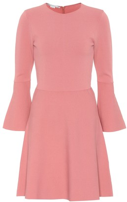 Stella McCartney Crepe minidress