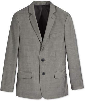 Calvin Klein Boys' Mini Birdseye Jacket $99.50 thestylecure.com