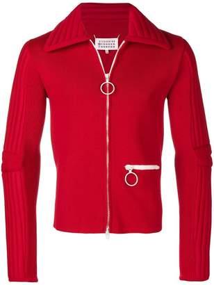 Maison Margiela ribbed jacket