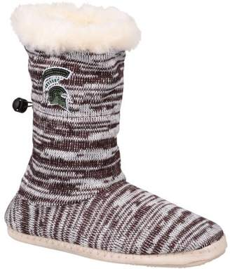 NCAA Collegiate Footwear Michigan State Spartans Size 5-6 Boots