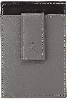c847ebe7c9aa Original Penguin Men s Leather Front Pocket Wallet