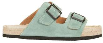 Manebi Belted Style Sandals