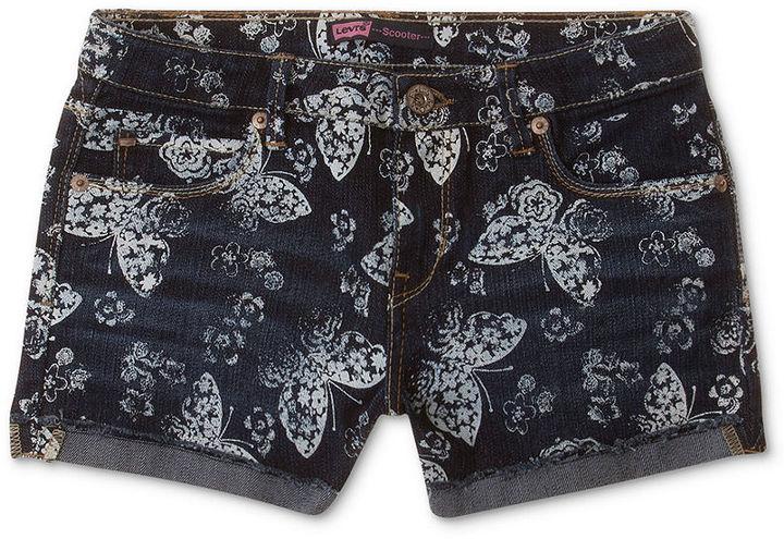Levi's Kids Shorts, Girls Shorty Shorts