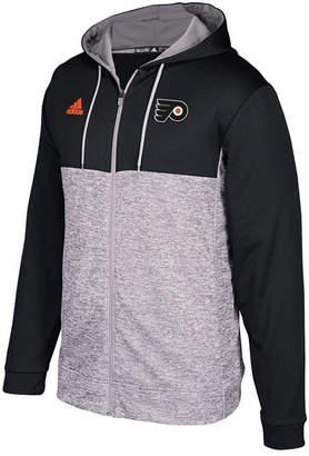 adidas Men's Philadelphia Flyers Two Tone Full-Zip Hoodie