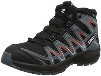 Salomon Unisex Kids' Xa Pro 3D Mid CSWP J Hiking Shoes