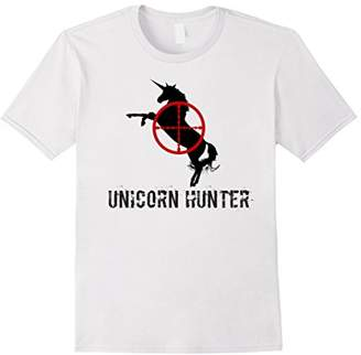 Hunter Unicorn Unicorn Hunting T-Shirt