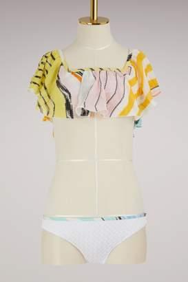 Missoni Striped bikini