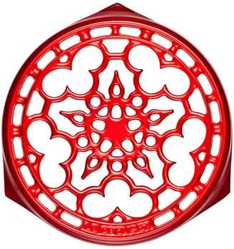 Le Creuset Deluxe Round Cast Iron Trivet