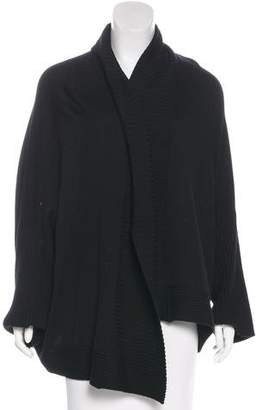 Armani Collezioni Open-Front Wool Cardigan w/ Tags