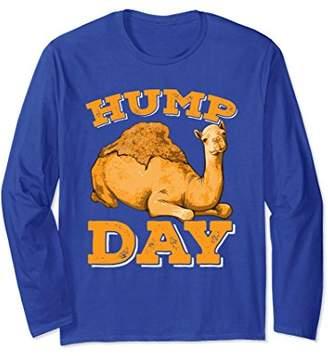 DAY Birger et Mikkelsen Funny Long Sleeve T-Shirts: Hump Camel Design)