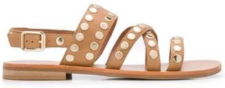 Twin-Set stud sandals