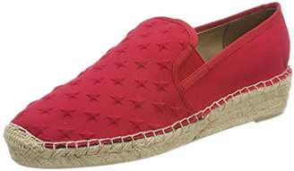 b13bbbcf1 Tommy Hilfiger Women's's Corporate Slip On Espadrille Tango Red 611