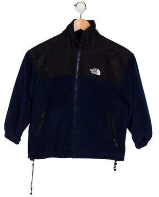 The North Face Boys' Fleece Zip-Up Jackets