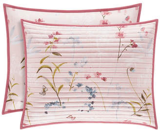 J Queen New York J by J Queen Beatrice Rose King Quilted Sham Bedding
