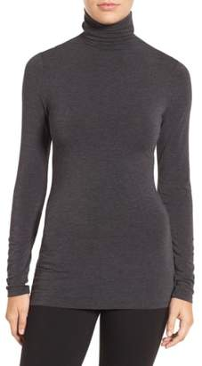 Halogen Long Sleeve Turtleneck