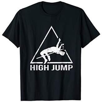 High Jump Triangle tshirt